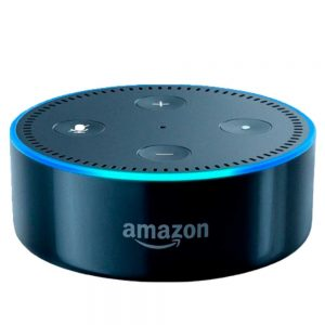 Amazon-Echo-Dot AUDIO Y VIDEO