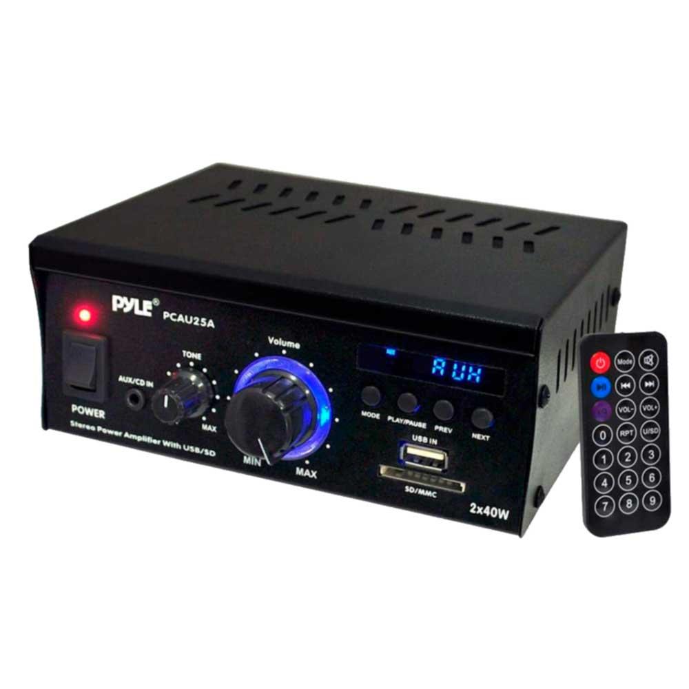 AmplificadorStereode120W